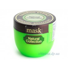 Natural Collection маска для волос Экстракт бамбука 300 мл