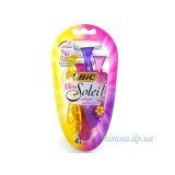 Bic Miss Soleil Colour Collection станок 4 шт
