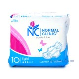 Normal Clinic Ultra Cotton and Velvet Light 10 шт