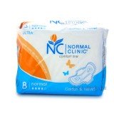 Normal Clinic Ultra Cotton and Velvet Normal 8 шт