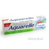 Aquarelle зубная паста Fresh Mint 75 ml